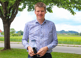 Claus Guglhör ist Manager des Jahres 2020